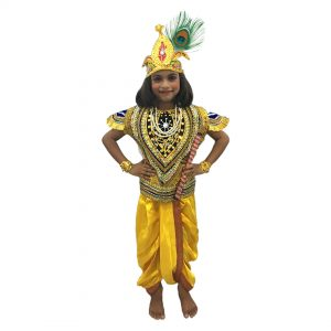 Krishna Dress Boy