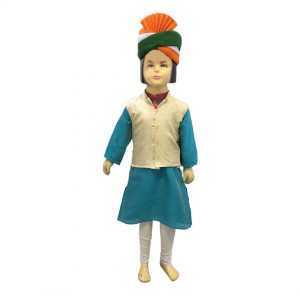 Modi Ji Prime Minister Fancy Dress Costume For Kids