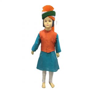National Leader Modi Ji Kids Fancy Dress Costume