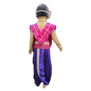 Lord Ganesha Mythology Kids Fancy Dress Costume