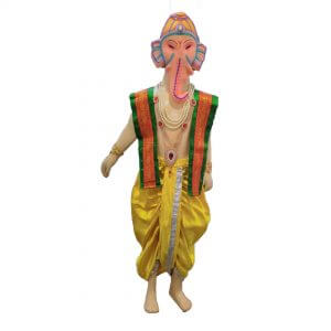 Lord Ganesha Mythology Kids Costume