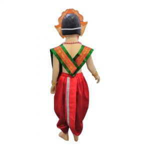 Lord Ganesha Kids Fancy Dress Costume
