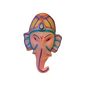 Lord Ganesha Mask Kids Accessory