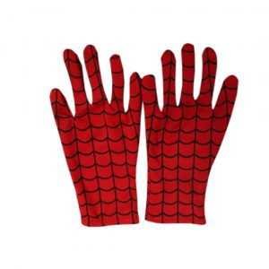 Spiderman Dress For Kids (Costume,Gloves,Mask)