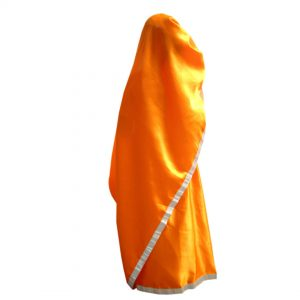 Vanwasi Sita Kids Fancy Dress Costume with Rudraksh Mala