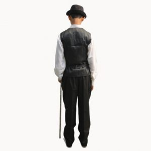 Charlie Chaplin Dress For Kids