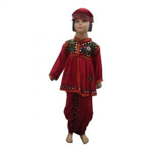 Kedia Dress For Boys Indian State Kids Costume