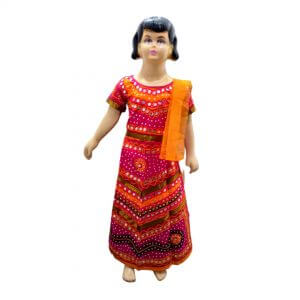 Garba Dress Up For Girls – Indian State Costume